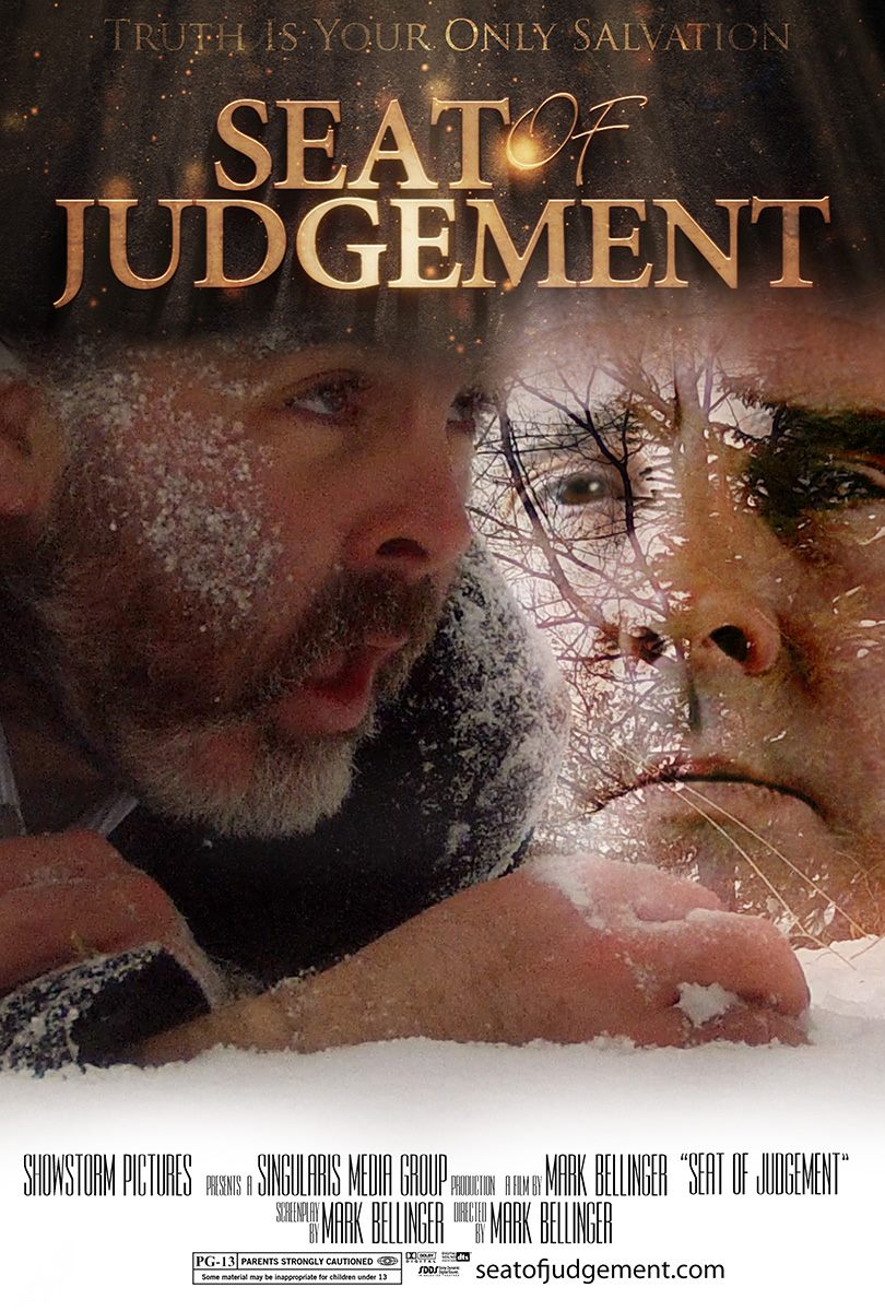 Seat of Judgement - Poster
